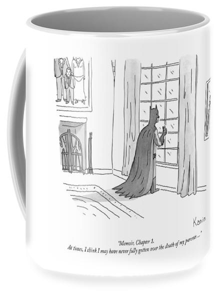 Batman Memoir Chapter 1 Coffee Mug