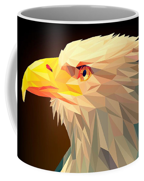 Stronger Coffee Mug featuring the digital art Be Stronger by Rosie