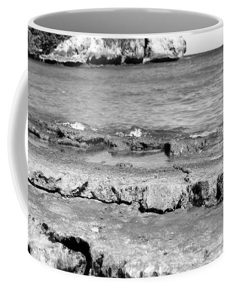 Beach Coffee Mug featuring the photograph Beach At Dominican Republic by Robert Smith
