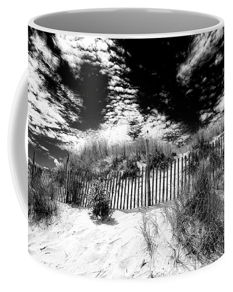 Lbi Coffee Mug featuring the photograph Beach Haven by John Rizzuto