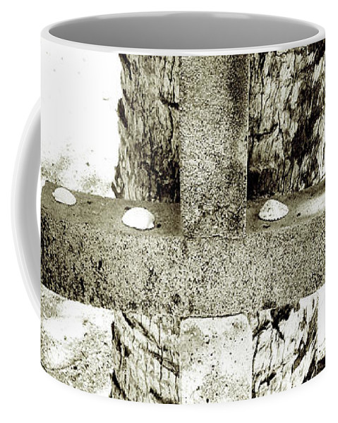 Florida Coffee Mug featuring the photograph Beach Memorial Extreme by Chris Andruskiewicz