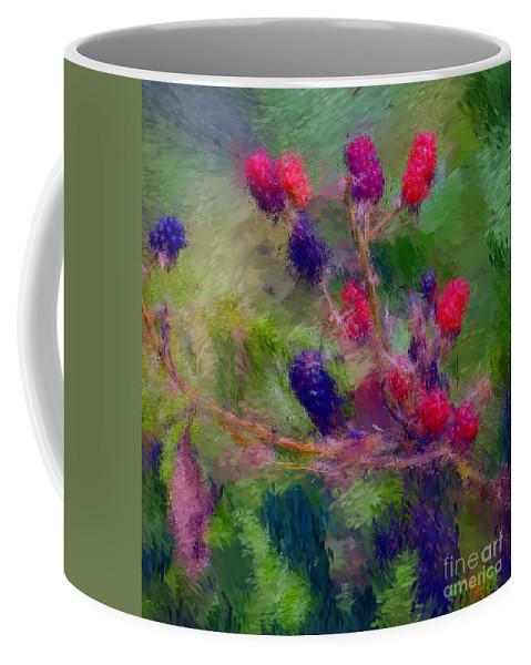 Nature Coffee Mug featuring the photograph Bear Fodder by David Lane