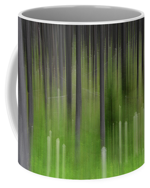 Bear Grass Coffee Mug featuring the photograph Bear Grass And Lodgepoles by Whispering Peaks Photography