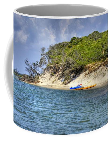 Island Coffee Mug featuring the photograph Bear Island by Benanne Stiens