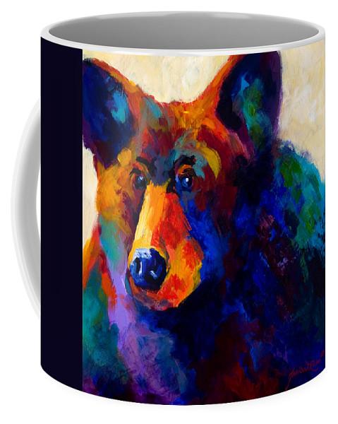 Beary Nice Black Bear Coffee Mug For Sale By Marion Rose