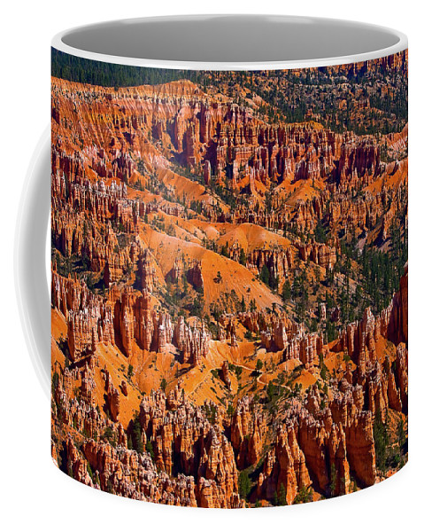 Bryce Canyon Coffee Mug featuring the photograph Beautiful Bryce Canyon by James BO Insogna