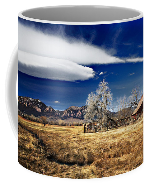 Colorado Coffee Mug featuring the photograph Beautiful Colorado by Marilyn Hunt