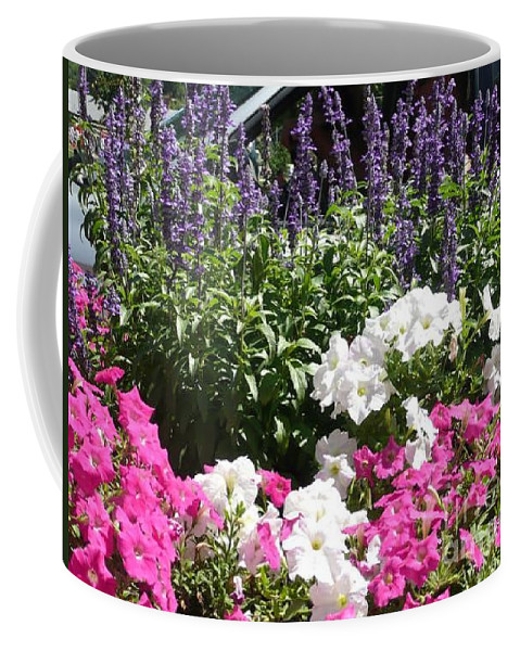 Flowers Coffee Mug featuring the photograph Beautiful Flowers by Barb Montanye Meseroll