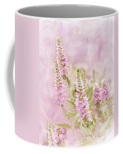 Agastache Coffee Mug featuring the photograph Beautilicious by Betty LaRue