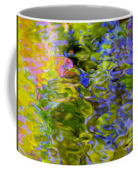 Abstract Coffee Mug featuring the photograph Potential of the Cosmos by Sybil Staples