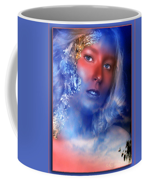 Clay Coffee Mug featuring the photograph Beauty In The Clouds by Clayton Bruster