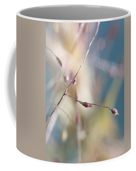 Abstract Coffee Mug featuring the photograph Beauty by Lauren Radke