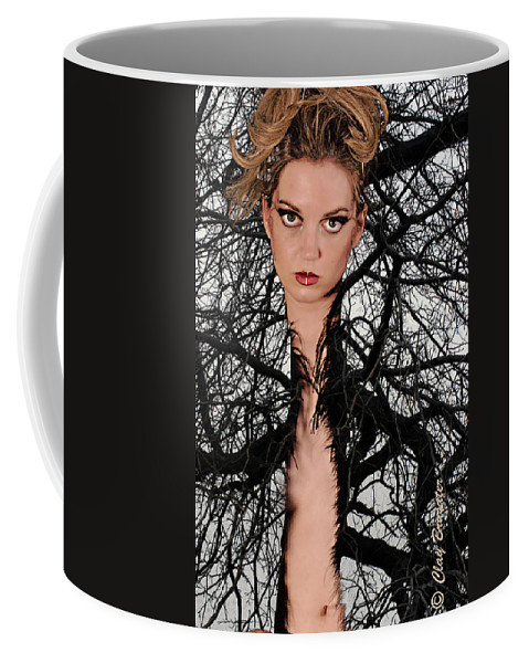 Composite Coffee Mug featuring the photograph Beauty of Nature by Clayton Bruster