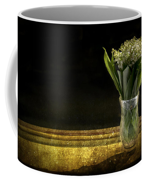 Lily Coffee Mug featuring the photograph Beauty Of The Valley by Evelina Kremsdorf