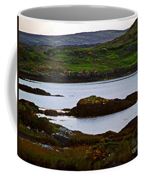 Fine Art Photography Coffee Mug featuring the photograph Beauty On The Rocks by Patricia Griffin Brett