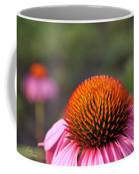 Flower Coffee Mug featuring the photograph Beauty Reborn by Freddy Kirsheh