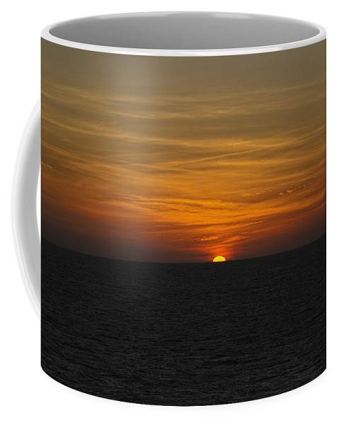 South Pacific Coffee Mug featuring the photograph Because You Loved Me by Lucinda Walter