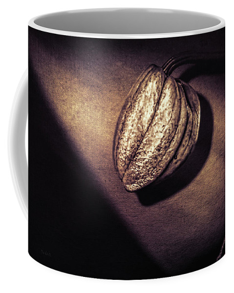 Orchid Coffee Mug featuring the photograph Before The Flower by Bob Orsillo