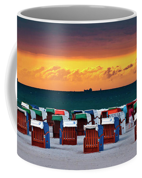 Before The Storm Coffee Mug featuring the photograph Before The Storm by Silva Wischeropp
