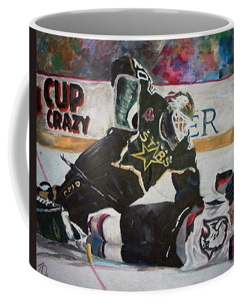 Belfour Coffee Mug featuring the painting Belfour by Travis Day