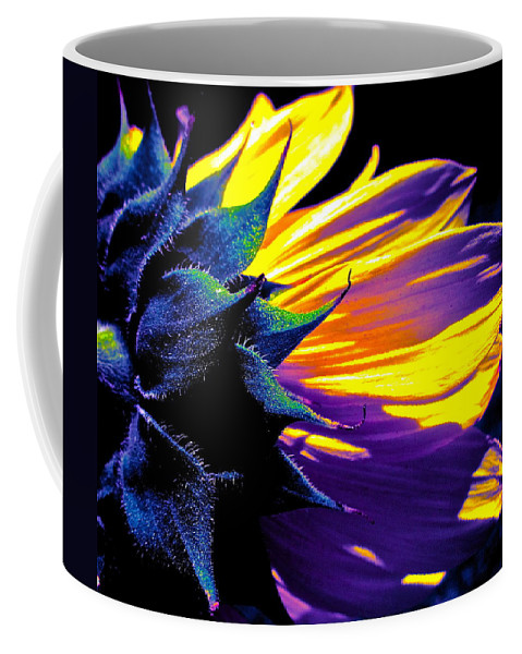 Photograph Coffee Mug featuring the photograph Believe In Him by Gwyn Newcombe