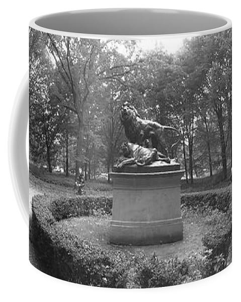 Coffee Mug featuring the photograph Berlin by Stephen Settles