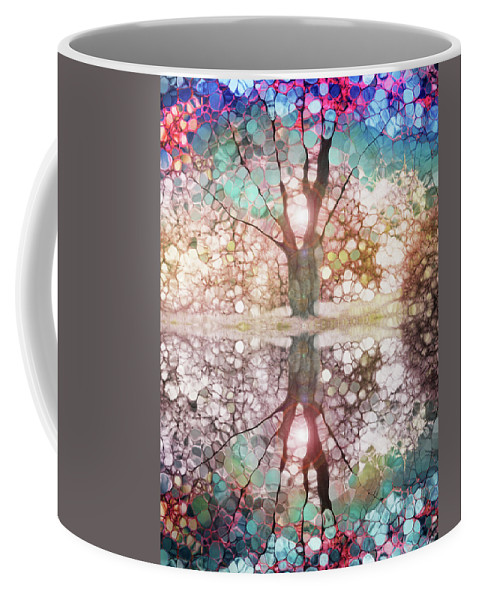 Tree Coffee Mug featuring the photograph Best Face Forward by Tara Turner