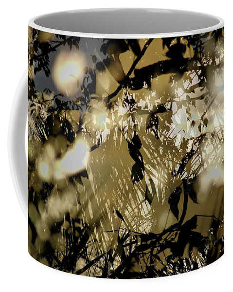 Surreal Coffee Mug featuring the photograph Beulahland by Lewis Lang