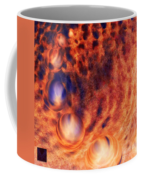 Colorful Coffee Mug featuring the photograph Beyond The Friction by Dale Crum