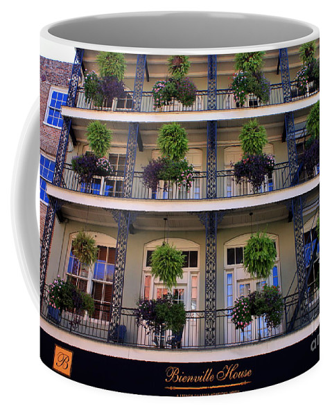 New Orleans Coffee Mug featuring the photograph Bienville by Carol Groenen