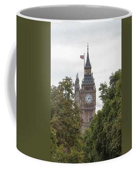 Big Ben Coffee Mug featuring the photograph Big Ben by Stephen Schwiesow