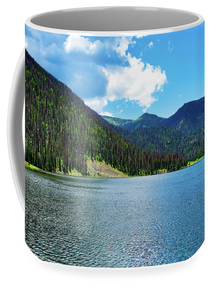 Colorado Coffee Mug featuring the photograph Big Meadows by Erich Grant