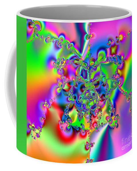 Keri West Coffee Mug featuring the photograph Biochords by Keri West