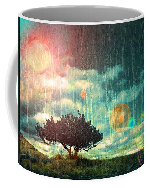 Light Coffee Mug featuring the photograph Birch Dreams by Tara Turner