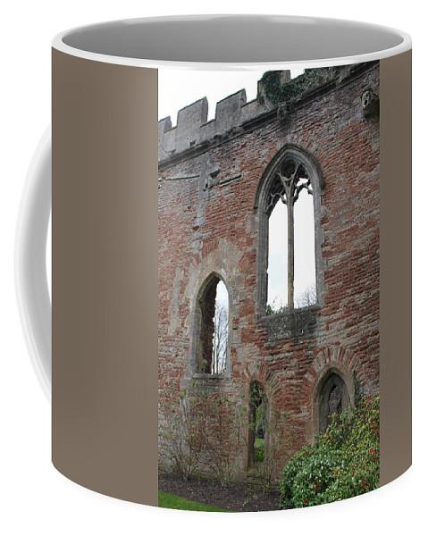 Bishops Palace Coffee Mug featuring the photograph Bishops Palace by Lauri Novak