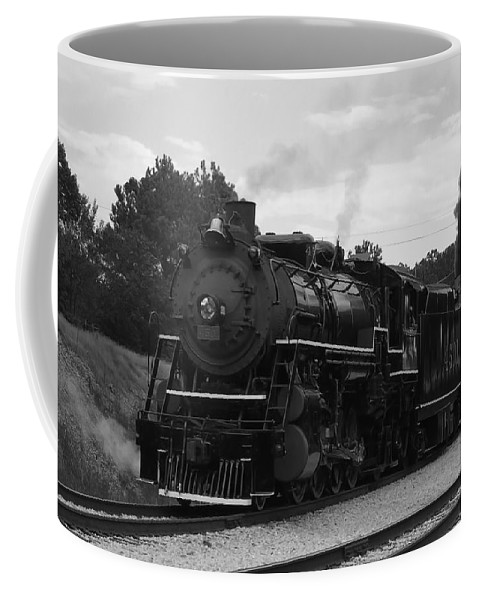 Pat Turner Coffee Mug featuring the photograph Black And White 4501 by Pat Turner