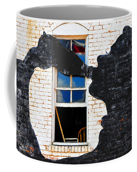 Photography Coffee Mug featuring the photograph Black Betty by Skip Hunt