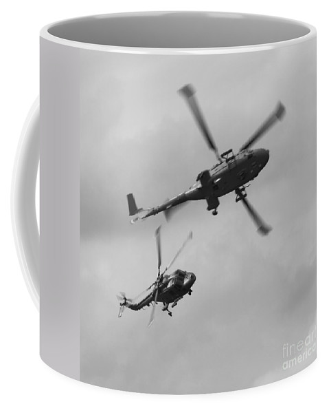 Black Cats Coffee Mug featuring the photograph Black Cats by Angel Tarantella