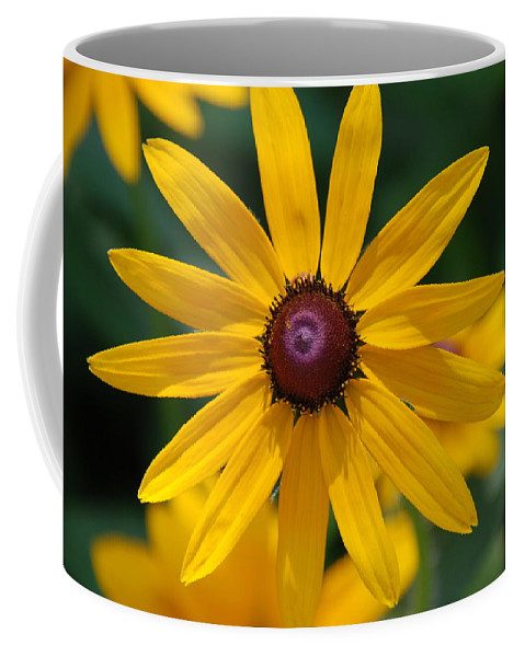 Flowers Coffee Mug featuring the photograph Black Eyed Susan by Susanne Van Hulst