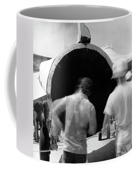 Photography Coffee Mug featuring the photograph Black Hole One by Frederic A Reinecke
