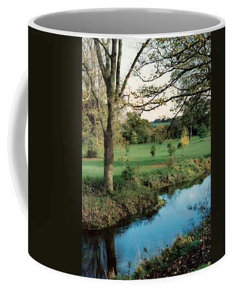 Blarney Castle Coffee Mug featuring the photograph Blarney Castle Grounds by Lauri Novak