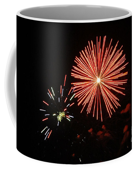 California Scenes Coffee Mug featuring the photograph Blast And A Half by Norman Andrus