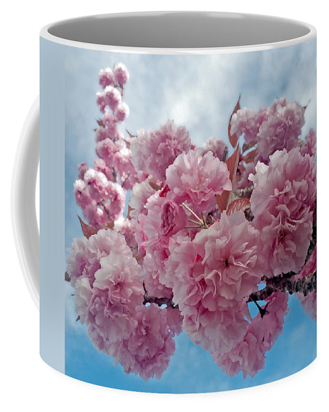 Blossom Coffee Mug featuring the photograph Blossom Bliss by Gwyn Newcombe