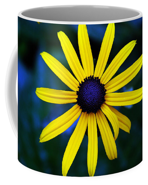Blue Eyes Coffee Mug featuring the photograph Blue Eyes by Susanne Van Hulst