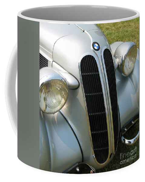 Bmw Coffee Mug featuring the photograph BMW by Neil Zimmerman