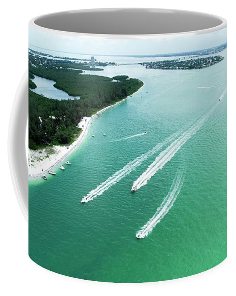 Boating Coffee Mug featuring the photograph Boat Life by Patrick Donovan