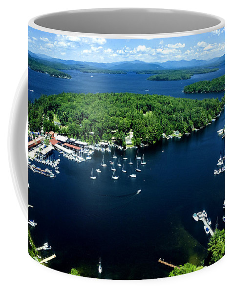 Planes Coffee Mug featuring the photograph Boating Season by Greg Fortier