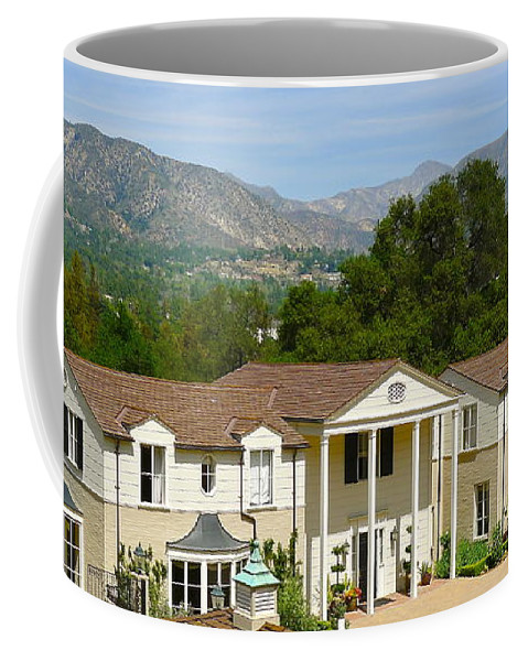 Boggy House Coffee Mug featuring the photograph Boddy House by Denise Mazzocco