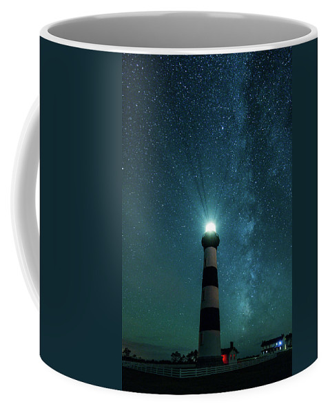 Bodie Coffee Mug featuring the photograph Bodie Under The Stars by Nick Noble