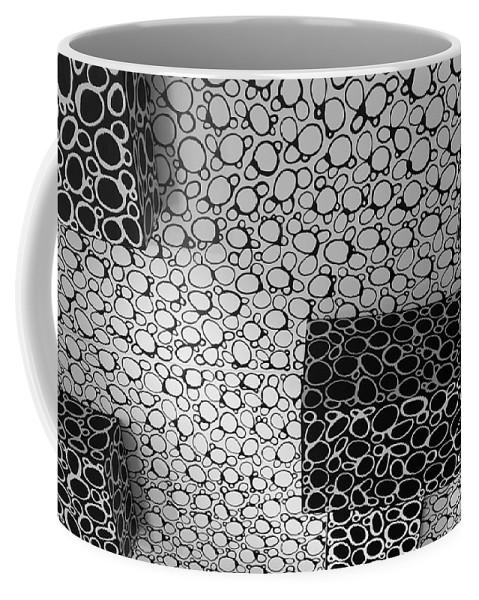 Box Coffee Mug featuring the photograph Box Circles by Rob Hans